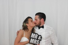 Surrey Wedding Photo Booth Hire