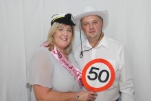 Party Photo Booth Hire