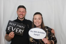 Birthday Photo Booth Sutton