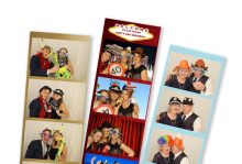 Photobooth Hire 6x2 Photostrips
