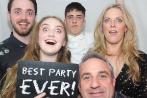 Surrey Photo booth hire